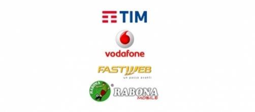 Offerte di Tim, Vodafone, Fastweb e Rabona Mobile - ottobre 2017