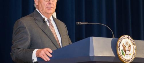 Secretary Tillerson Addresses State Department Student Pro…   Flickr - flickr.com