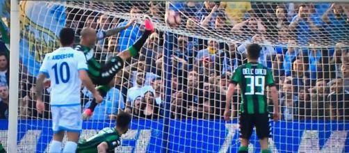 Serie A: Sassuolo-Lazio 1-2, l'uomo in più è Simone Inzaghi ... - corrieredellosport.it