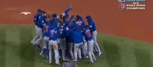 The Chicago Cubs will try to repeat as World Series champions. - Youtube screen capture / MLB