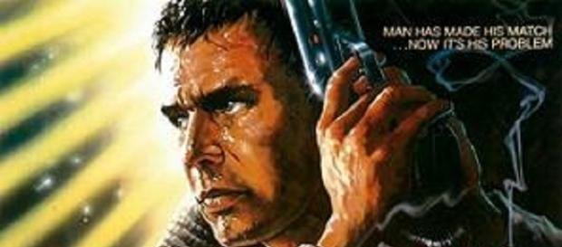 Blade Runner Poster [Image via Sanddef Sgwrs | cyfraniadau wikimedia commons]