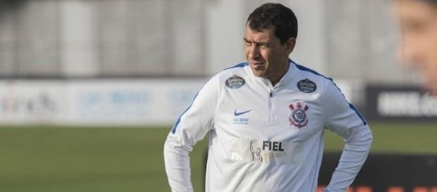 Carille tem jogador à disposição para atuar em seu time em 2018 (Foto: Daniel Augusto Jr. / Ag. Corinthians)