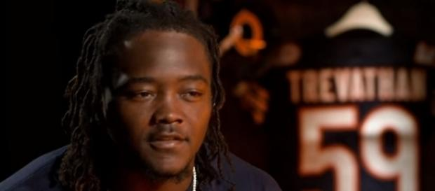 Danny Trevathan will be eligible to return to team activities on October 16 -- Chicago Bears via YouTube