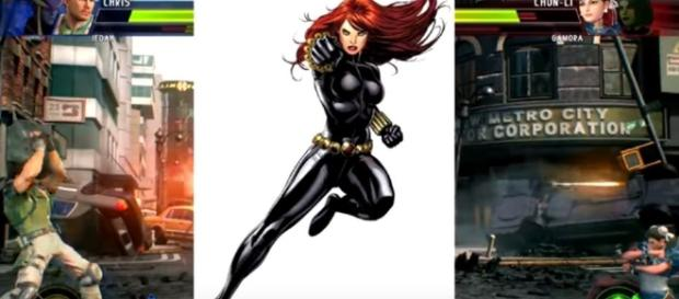Data miners leaked an early look at Black Widow, Venom, and 'Marvel vs. Capcom Infinite' DLC characters. [Image Credit: MaximillianDood/YouTube]