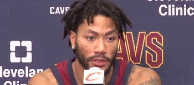 Derrick Rose will start for the Cavaliers until Isaiah Thomas returns from hip injury -- cleveland.com via YouTube