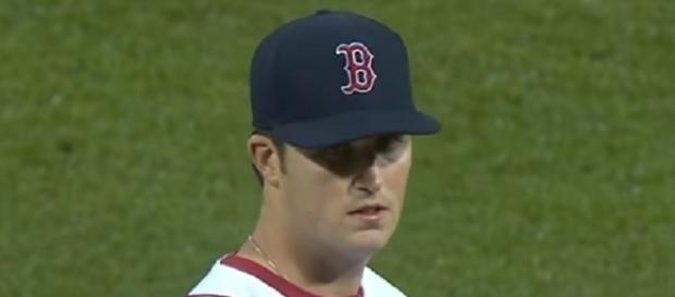 Drew Pomeranz threw six-plus strong innings for the Red Sox -- MLB via YouTube