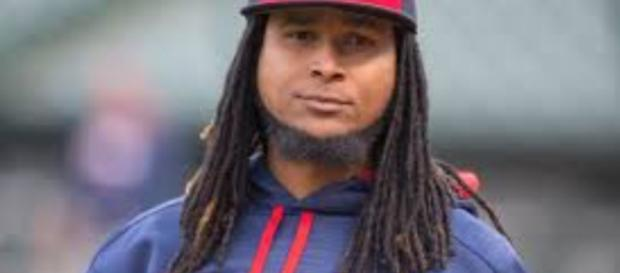 Ervin Santana will start for the Twins in the American League Wild Card Game. [Image via Wikimedia Commons]
