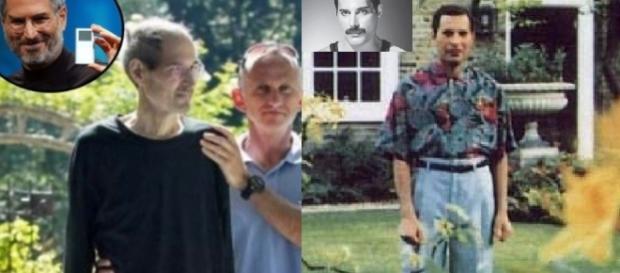 Essas foram as últimas fotos de 11 artistas antes de morrerem
