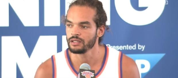 Joakim Noah is healthy again for the New York Knicks - Youtube screen capture / MSG Networks