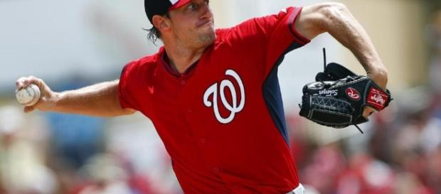 Max Scherzer injury not expected to be serious [MLB.com/YouTube]