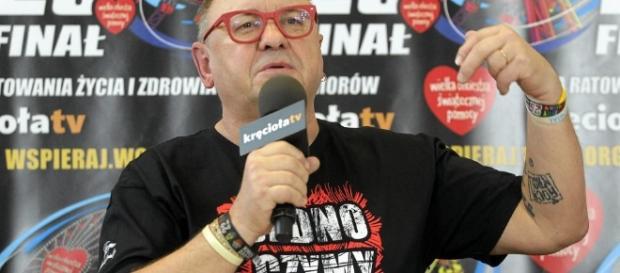 Policja chce ukarania Jerzego Owsiaka za wulgaryzmy na Woodstocku (fot. wyborcza.pl)