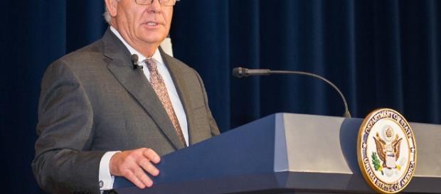Secretary Tillerson Addresses State Department Student Pro… | Flickr - flickr.com