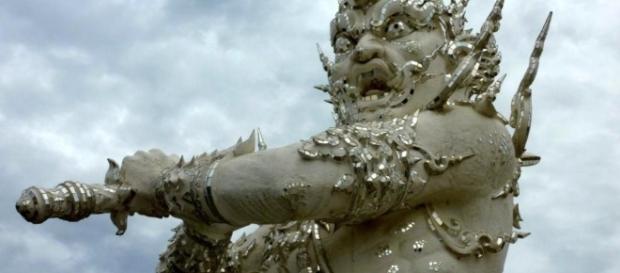 Statue del mistero - La Bottega del Mistero - altervista.org