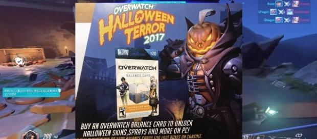 The leaked image in Reddit shows the possible launch date of the event. Photo screengrab via RejectedShotgun - Overwatch News/YouTube