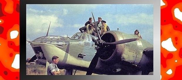 Załogi brytyjskich bombowców długo czekały na rozkaz do ataku (public domain)