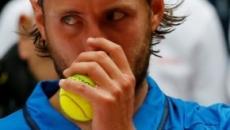 Tennis-ATP : Lucas Pouille ne s'en est pas sorti