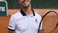 Tennis-ATP : Gasquet s'impose difficilement à Shangaï