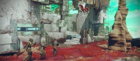 'Destiny 2' New PvP map announced, images, details, and more revealed [Image Credit: Bungie/Twitter].