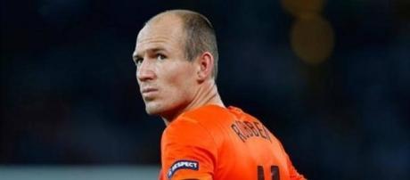 Robben será baja para Holanda por... - Deportes   EL UNIVERSAL - eluniversal.com
