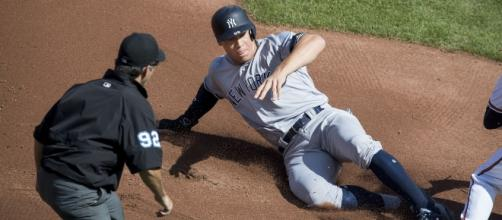 Aaron Judge of the New York Yankees [Image via By Keith Allison from Hanover, MD, USA (Aaron Judge) [CC BY-SA 2.0]