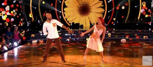 Derek Fisher's performance; (Image Credit: Dancing With The Stars / YouTube)
