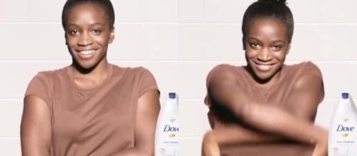 Dove accusée de racisme pour un spot publicitaire où femme noire devient blanche
