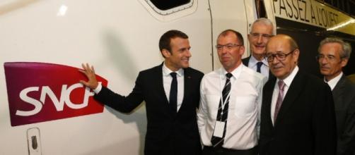 Emmanuel Macron veut supprimer les régimes spéciaux de retraite à ... - leparisien.fr