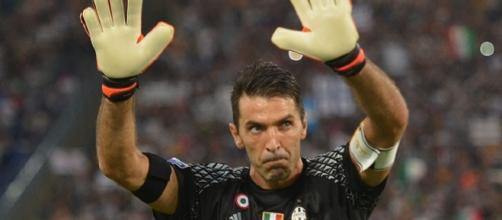 Gianluigi Buffon, capitano della Juventus e della Nazionale