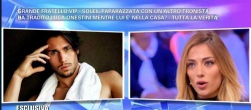 Grande Fratello Vip, tutte le ultime novità su Soleil Sorgè e Luca Onestini