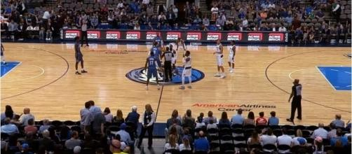Image via Youtube channel: Rapid Highlights #DallasMavericks #OrlandoMagic