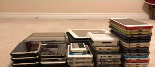 Is it Apple's intention to slow down older devices? [Image Credit: AppleDeviceTips&Reviews/YouTube]