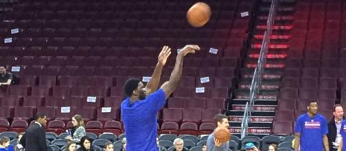 Joel Embiid [Image by TastyPoutine/Wikimedia Commons]