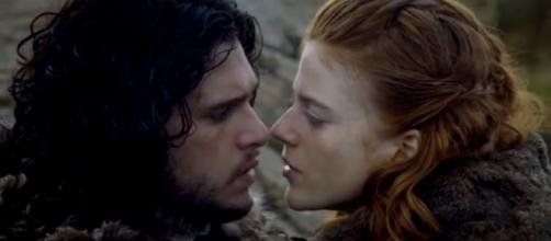 Jon Snow and Ygritte - I Won't Leave You (Game of Thrones) | (Image Credit: Ovik6280/YouTube)