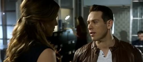 """Kevin Alejandro hints at Dan and Charlotte's romance in """"Lucifer"""" Season 3. (Photo:YouTube/LuciferDaily)"""