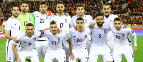 La Grecia, tra le possibili avversarie dell'Italia ai play off