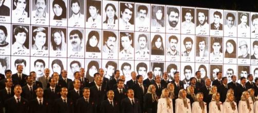 Les militants de l'OMPI rendent hommage à la mémoire de 30 000 prisonniers politiques exécutés en Iran