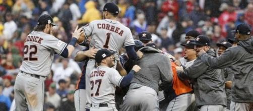 Los Astros están a 4 victorias de su segunda aparición en una Serie Mundial.