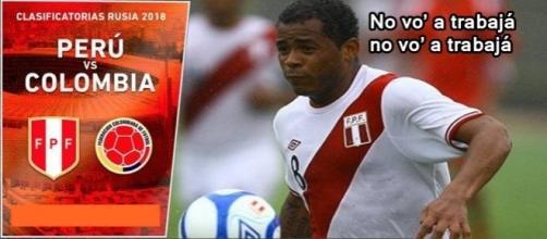 Los peruanos podrán disfrutar del partido, gracias a la suspensión de labores.