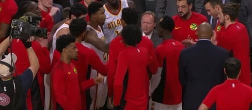 Memphis Grizzlies vs Atlanta Hawks via Rapid Highlights youtube channel