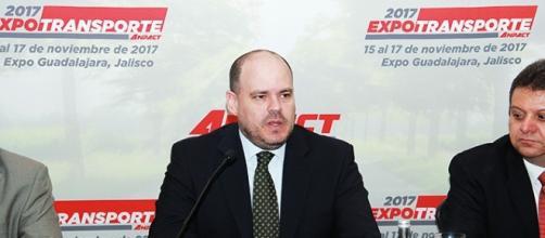 Miguel Elizalde, dirigente de la Anpact.