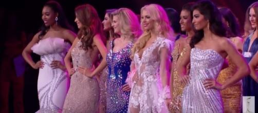 Miss Grand International evening gown competition, Image Credit: Miss Grand International / YouTube