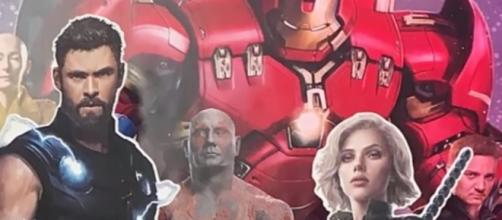 New Avengers Infinity War Promo Art & Trailer Release UPDATE - (Image Credit: Hybrid Network/YouTube)