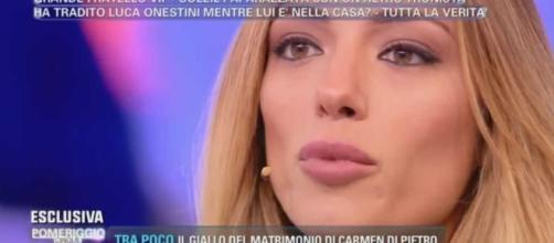 Perché Soleil ha lasciato Luca Onestini