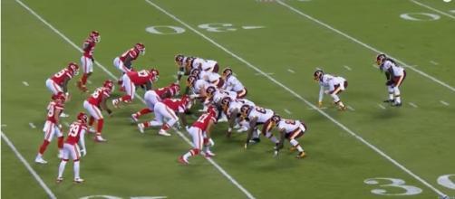 Redskins vs. Chiefs | NFL Week 4 Game Highlights - Image NFL | YouTube