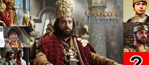 Rei Evil-Merodaque morre e vem outros seis assumirem o trono em 'O Rico e Lázaro'