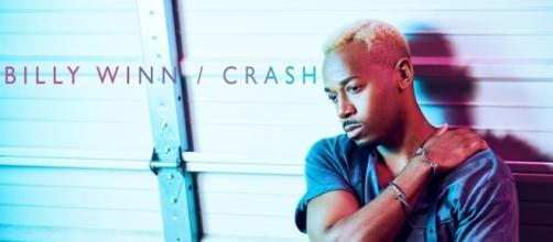 Singer and songwriter Billy Winn is enjoying the success of his new single called 'Crash.' / Photo via Tim Coburn, used with permission.