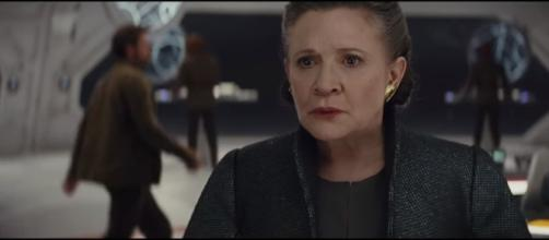 Star Wars: The Last Jedi Trailer (Official); (Image Credit: Star Wars/YouTube Screenshot)