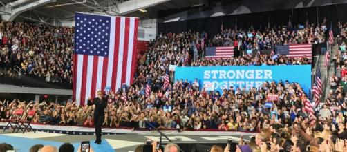 The 2016 US Election | credit, Kyle Taylor, flickr.com
