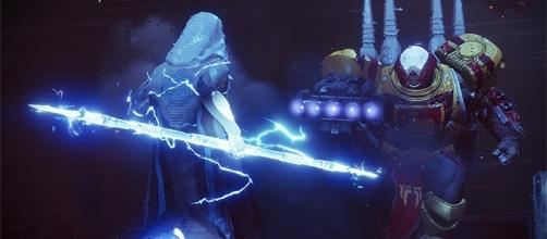 The Iron Banner event of 'Destiny 2' begins today. [Image via Gamespot/Bungie]