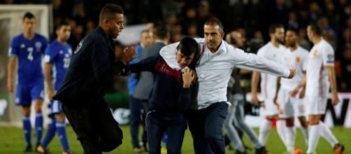 Un joueur du Real Madrid a failli être tué !